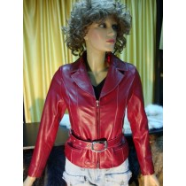 GIACCA IN PELLE DONNA MODELLO RUBY